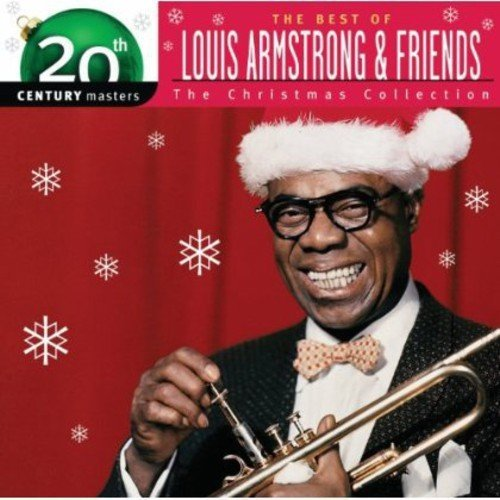 Louis Armstrong Best Of Christmas Import Can