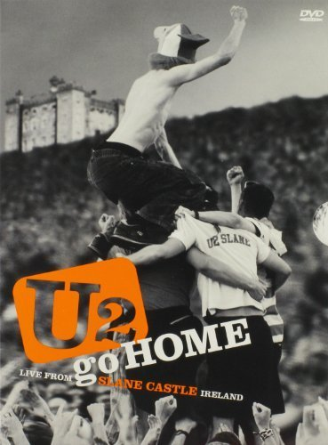 U2 U2 Go Home Live From Slane Cas Ws Digipak