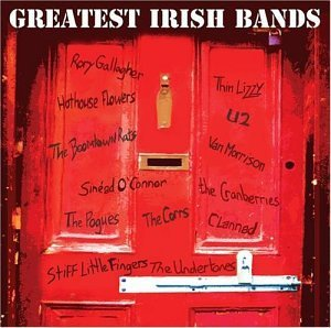 Greatest Irish Bands Greatest Irish Band U2 O'connor Pogues Morrison Incl. Bonus DVD