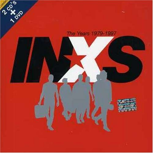 Inxs Years 1979 97 Deluxe Sound & V Import Eu 2 CD Set Incl Bonus DVD