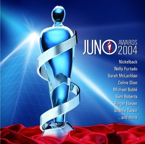 Juno Awards 2004 Juno Awards 2004 Import Can Incl. DVD