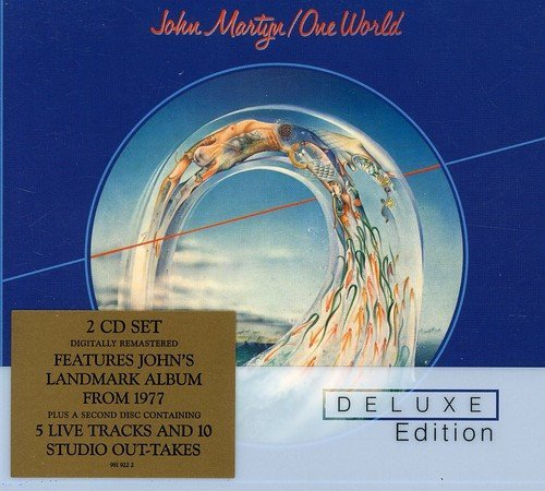 John Martyn One World Deluxe Edition Import Gbr 2 CD Set