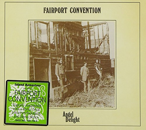 Fairport Convention Angel Delight Import Gbr Incl. Bonus Track