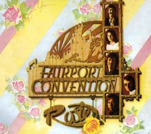Fairport Convention Rosie Import Gbr Incl. Bonus Tracks