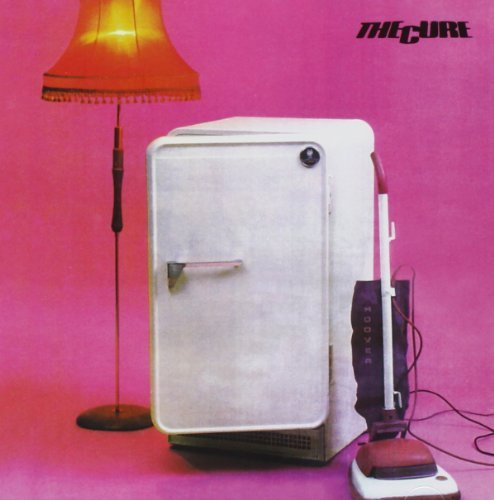 Cure Three Imaginary Boys Import Eu Remastered