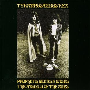 Tyrannosaurus Rex Prophets Seers & Sages The Ang Import Eu Incl. Bonus Tracks