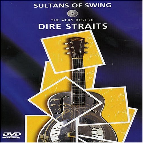 Dire Straits Sultans Of Swing Best Of Import Arg Ntsc (0)