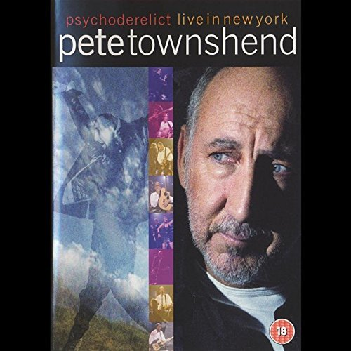 Pete Townshend Psychoderelict Live In New Yo