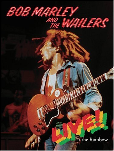 Bob & The Wailers Marley Live 2 DVD Set