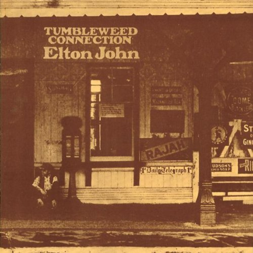 Elton John Tumbleweed Connection Sacd Hybrid