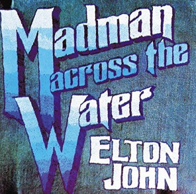 Elton John Madman Across The Water Sacd