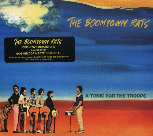 Boomtown Rats Tonic For The Troops Incl. Bonus Tracks