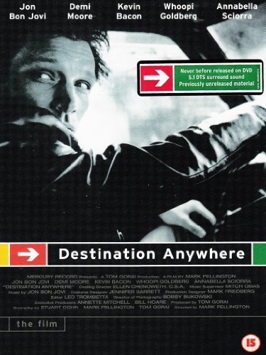 Bon Jovi Destination Anywhere Import Eu Ntsc (0)