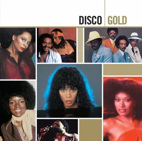 Disco Gold Disco Gold Houston Tavares Trammps Jones 2 CD