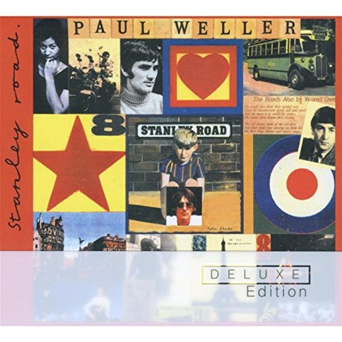Paul Weller Stanley Road Import Deluxe Edition 2 CD Set Incl. Bonus DVD