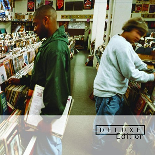 Dj Shadow Endtroducing Explicit Version 2 CD Deluxe Ed.