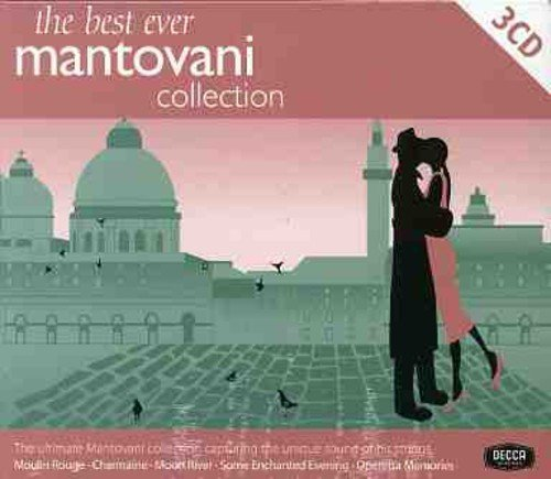 Best Ever Mantovani Collection Best Ever Mantovani Collection Import Eu 3 CD