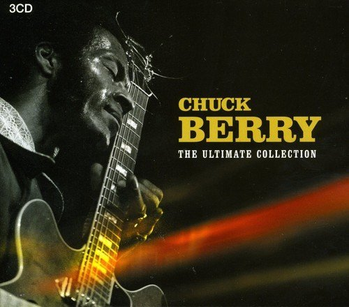 Chuck Berry Ultimate Chuck Berry Import Gbr 3 CD