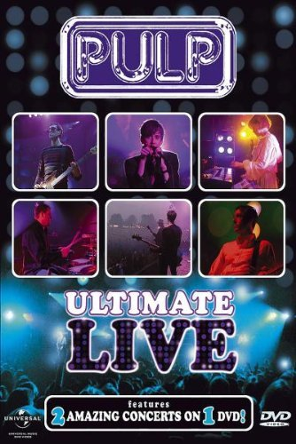 Pulp Ultimate Pulp Live Import Eu Ntsc Region 2 6