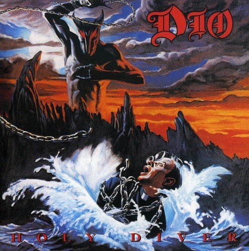 Dio Holy Diver Import Gbr