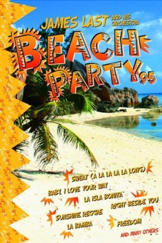 James & His Orchestra Last Beach Party (pal Region 0) Import Gbr Pal (0)