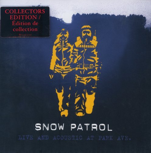 Snow Patrol Live & Acoustic At Park Ave.