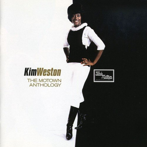 Kim Weston Motown Anthology Import Gbr 2 CD Set