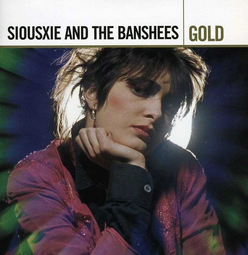 Siouxsie & The Banshees Gold Import Can 2 CD