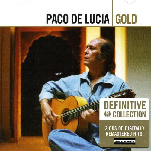 Paco De Lucia Gold Import Can 2 CD Set