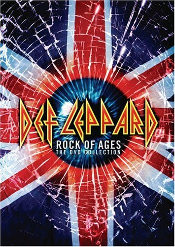 Def Leppard Rock Of Ages Definitive Colle