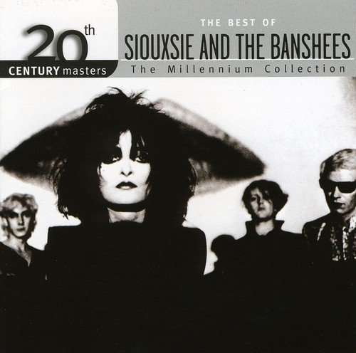 Siouxsie & The Banshees Millennium Collection 20th Cen Import Can