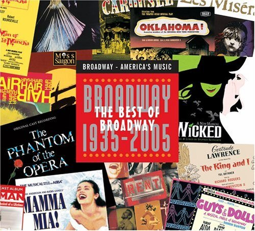 Broadway America's Music 1935 Broadway America's Music 1935 Various 6 CD