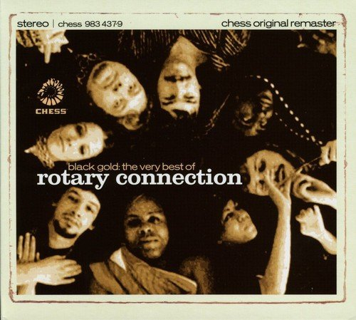 Rotary Connection Black Gold Best Of Import Gbr 2 CD Set