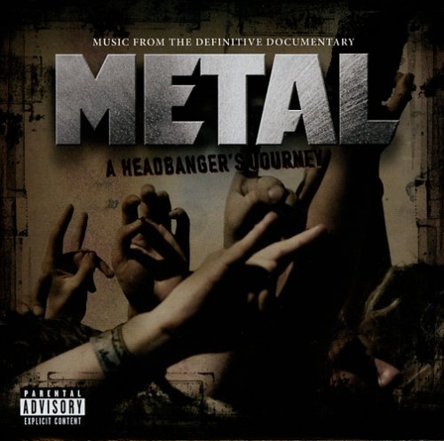 Various Artists Metal A Headbanger's Journey Explicit Version