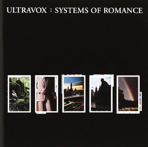 Ultravox Systems Of Romance Incl. Bonus Tracks