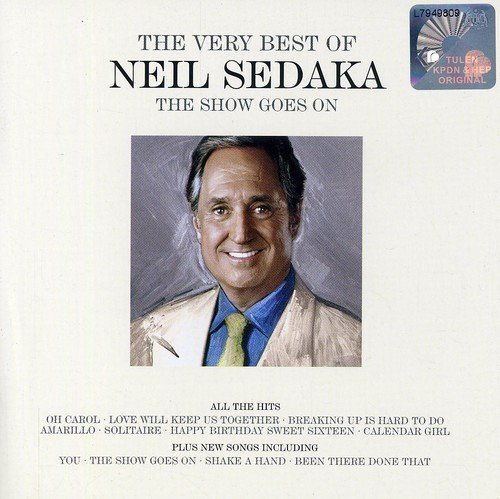 Neil Sedaka Very Best Of Neil Sedaka Import Gbr 2 CD