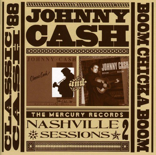 Johnny Cash Classic Cash Boom Chicka Boom Import Eu