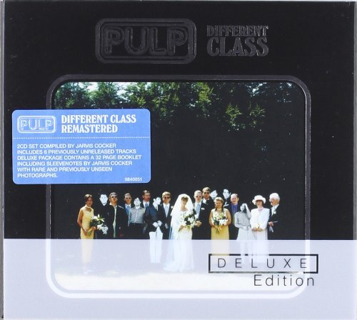 Pulp Different Class Deluxe Ed. 2 CD Set