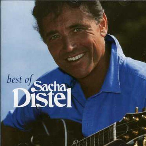 Sacha Distel Best Of Sacha Distel Import Can