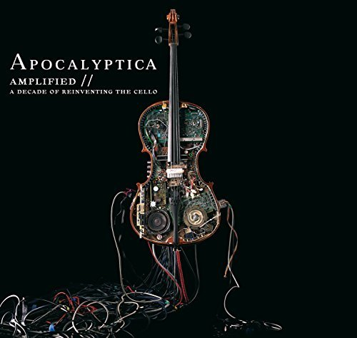 Apocalyptica Amplified Decade Of Reinventin 2 CD