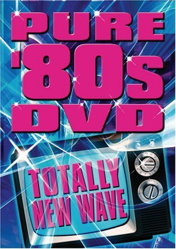 Pure 80's DVD Totally New Wave Pure 80's DVD Totally New Wave