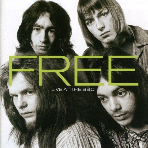Free Live At The Bbc Import Eu 2 CD