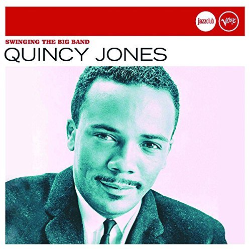 Jones Quincy Swinging The Big Band Import Eu
