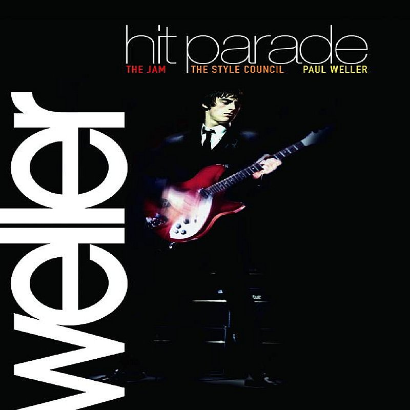 Paul Weller Hit Parade Box Set Import Eu 4 CD Set