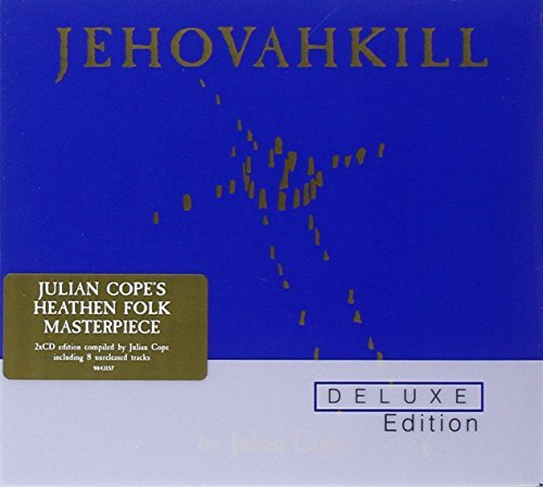 Julian Cope Jehovakill Deluxe Ed. 2 CD