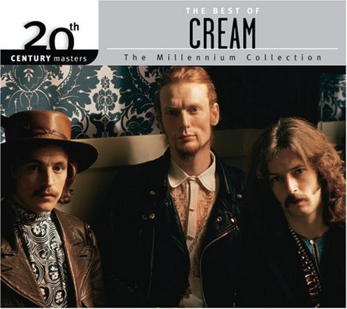 Cream Millennium Collection 20th Cen