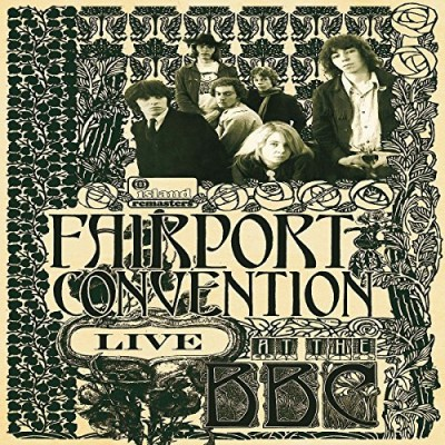 Fairport Convention Live At The Bbc Import Eu 4 CD