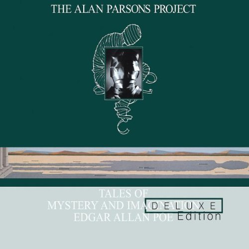 Alan Project Parsons Tales Of Mystery & Imagination Deluxe Ed. 2 CD