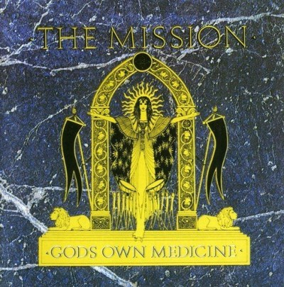 Mission God's Own Medicine Import Gbr Remastered W Bonus Tracks