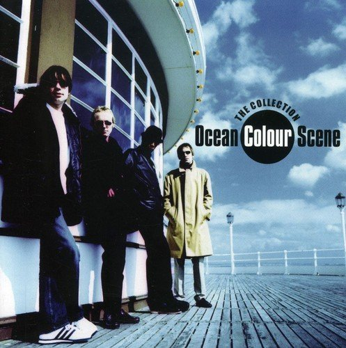 Ocean Colour Scene Collection Import Gbr